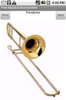 Screenshot of Free Musical Instruments