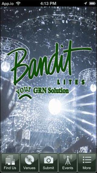 Bandit Lites App - screenshot