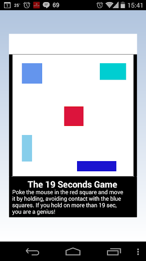 The 19 Seconds