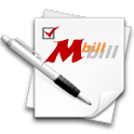 MBill widget icon