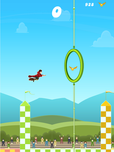免費街機App Flappy Broom - Worlds Collide 阿達玩APP