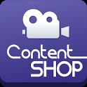 컨텐츠샵(포인트콜)-무료영화가 무조건 공짜 icon