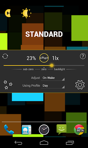 Lux Plug-in: Nexus 4