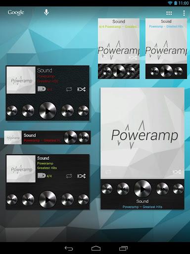 Widgets Kit for Poweramp  screenshots 12