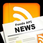 FeedsAPI RSS News Reader icon