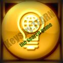 Celeb Jokes (Keys) logo