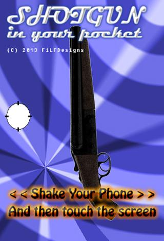 Shotgun In Your Pocket - Free - screenshot