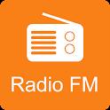 World Radio FM + Music Record icon
