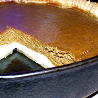 Paradise Pumpkin Pie I