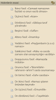 Screenshot of Hokmlerin esasi