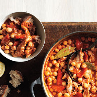 Chickpea Stew.