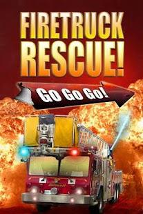 Firetruck Rescue