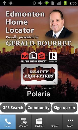 Edmonton Home Locator App