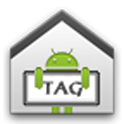 For 2.2+, Tag Home(Launcher) logo