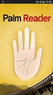 Palm Reader-Palm Line Reading