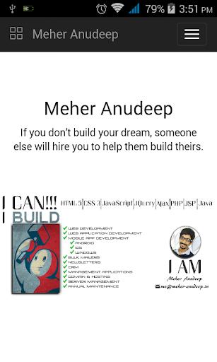 Meher Anudeep