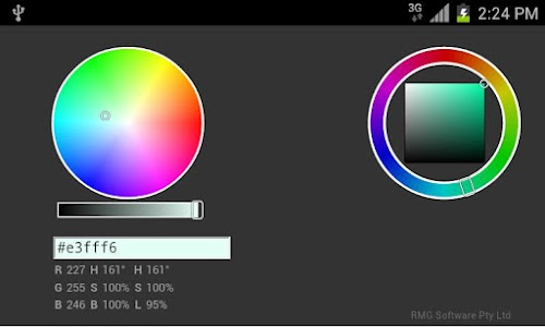 HTML Colour Picker screenshot 0