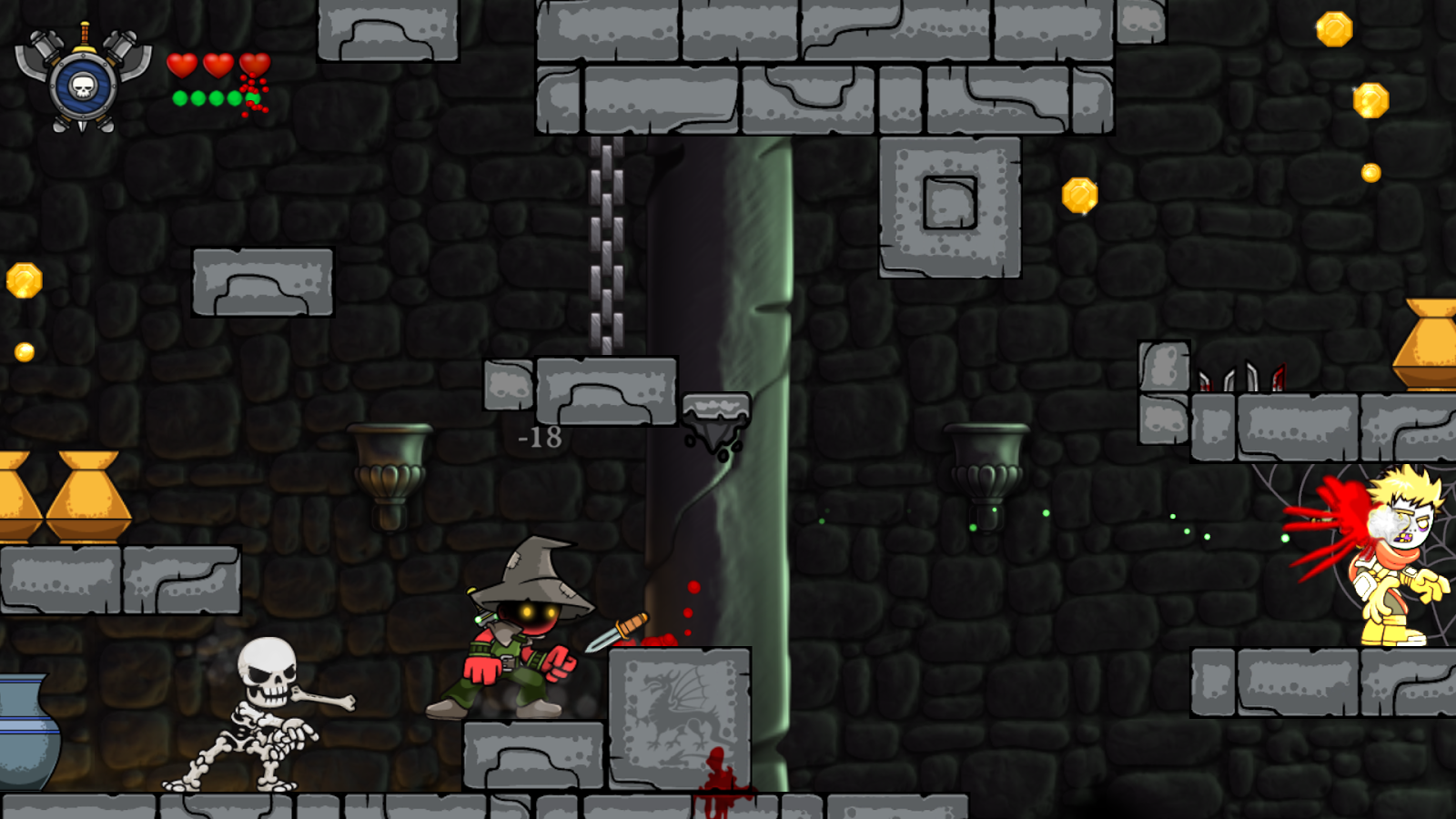 Magic Rampage - screenshot