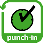 Punch-in icon
