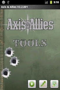 Axis and Allies Tools - screenshot thumbnail