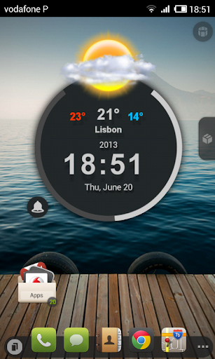 TSF Shell Perfect Theme HD