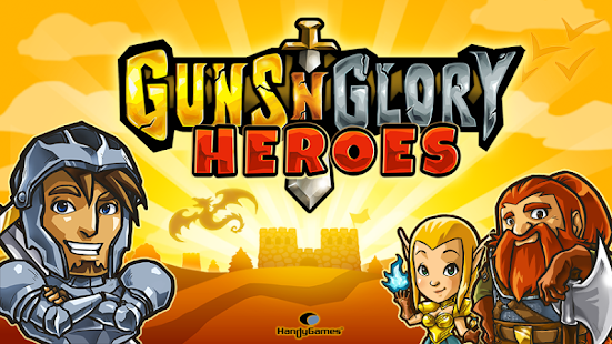 Guns'n'Glory Heroes - screenshot thumbnail