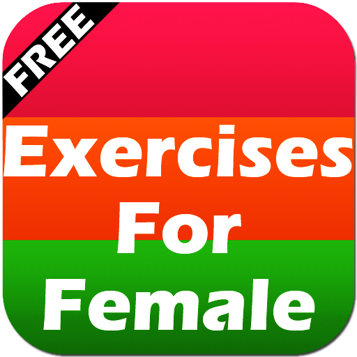 Exercises For Female LOGO-APP點子