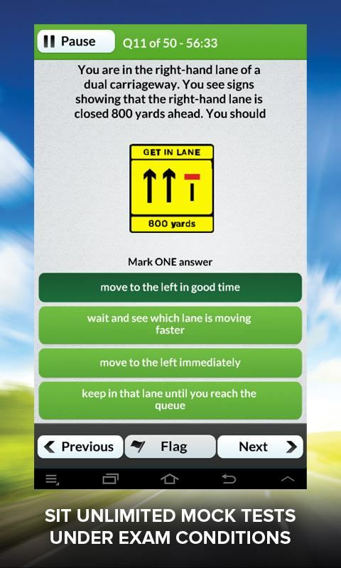 Theory Test UK 2014 DTS - screenshot