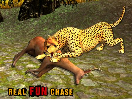 African Cheetah Survival Sim 1.1 screenshot 69714