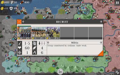 European War 4: Napoleon 1.4.2 screenshots 8