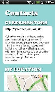 CyberMentors- screenshot thumbnail