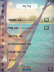 Holiday Checklist screenshot 6