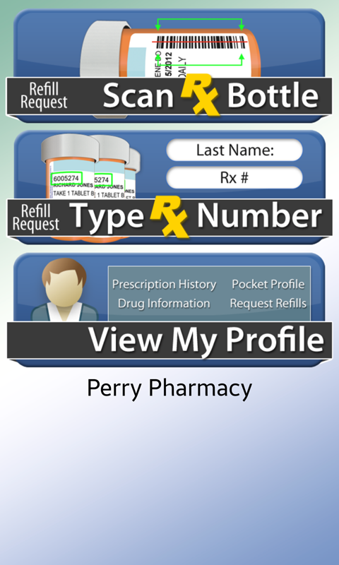 Perry Pharmacy- screenshot