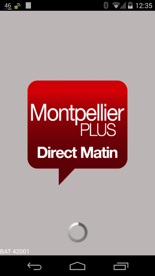 Montpellier Plus- screenshot