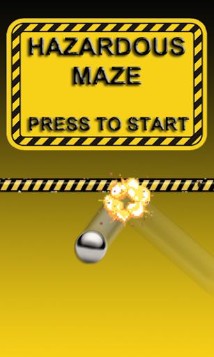 Hazardous Maze
