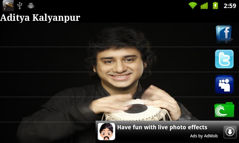 Aditya Kalyanpur - Tabla- screenshot