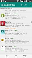 Screenshot of Link2SD