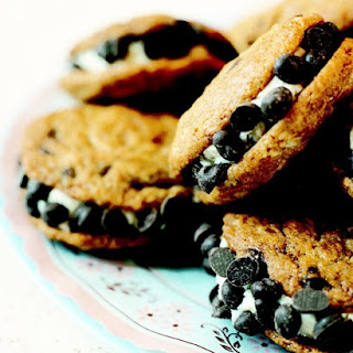 Chocolate Chip Cookie Sandwiches