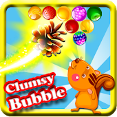 Clumsy Bubble Shooter Saga