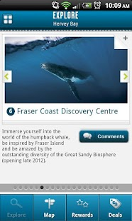 Fraser Coast Trails - screenshot thumbnail
