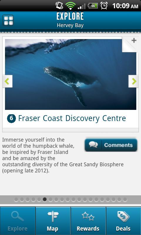 Fraser Coast Trails - screenshot