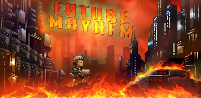 Future Mayhem apk