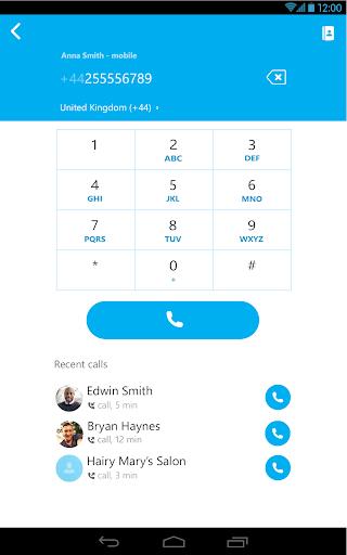 【免費通訊App】Skype-APP點子