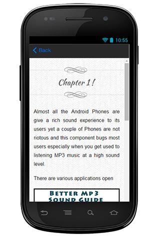 玩音樂App|Better Mp3 Sound Guide免費|APP試玩