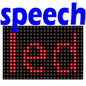 LED Speech icon
