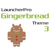 LauncherPro Gingerbread3 Theme