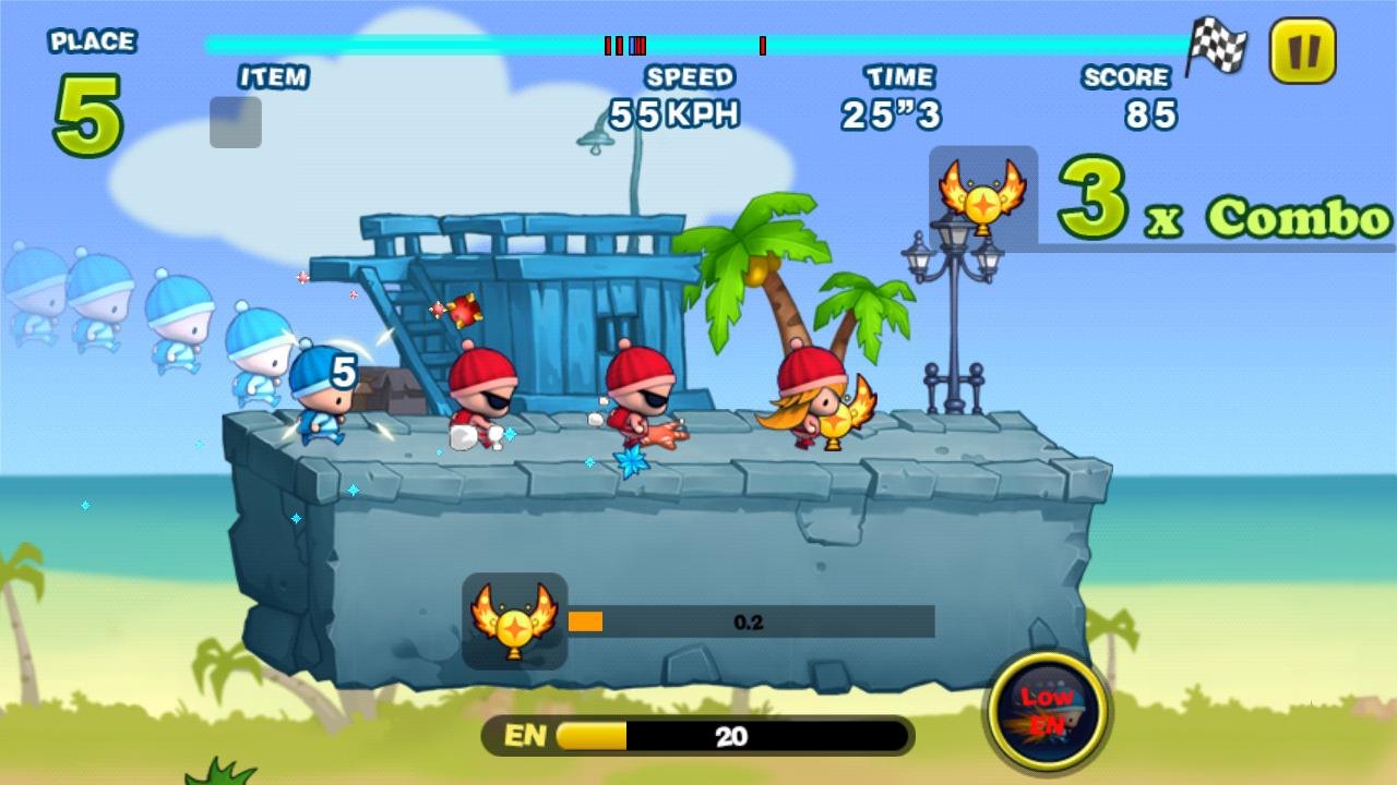 Turbo Kids - screenshot