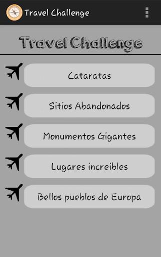 Reto de Viajes