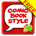 ☀ Superhero Comic Book SMS icon