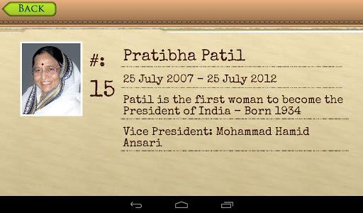 玩教育App Indian Presidents:L&P (Free)免費 APP試玩